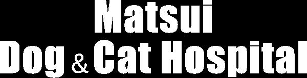 Matsui Dog&Cat Hospital